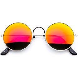 Okulary Przeciwsłoneczne Lenonki Lustrzanki 0830