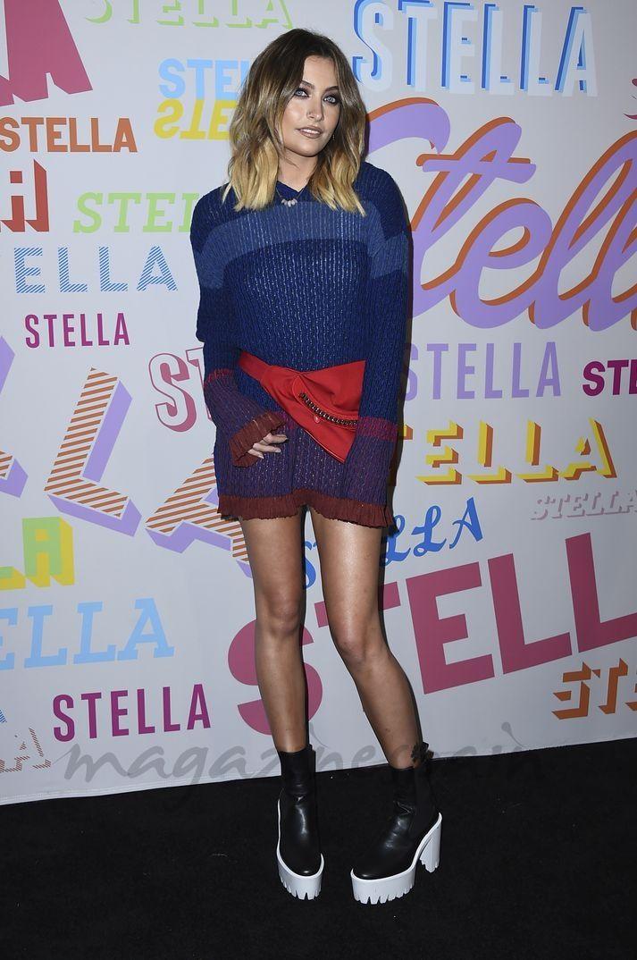 Stella McCartney ha elegido la ciudad de Los Ángeles para presentar su última colección Paris Jackson
