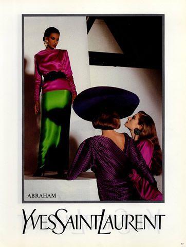 Yves Saint Laurent Vintage