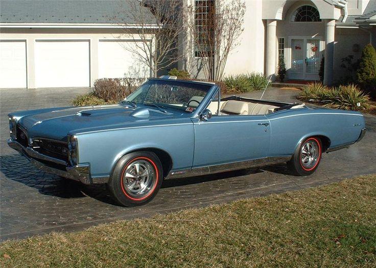 583 best Pontiac GTO 65 66 67 images on Pinterest  Goats Le mans