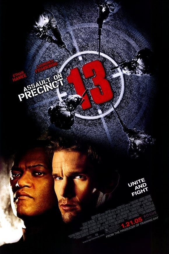 Assault on Precinct 13 (2005)邦題・・アサルト13 要塞警察