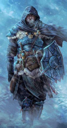 Fantasy warrior men - photo#41