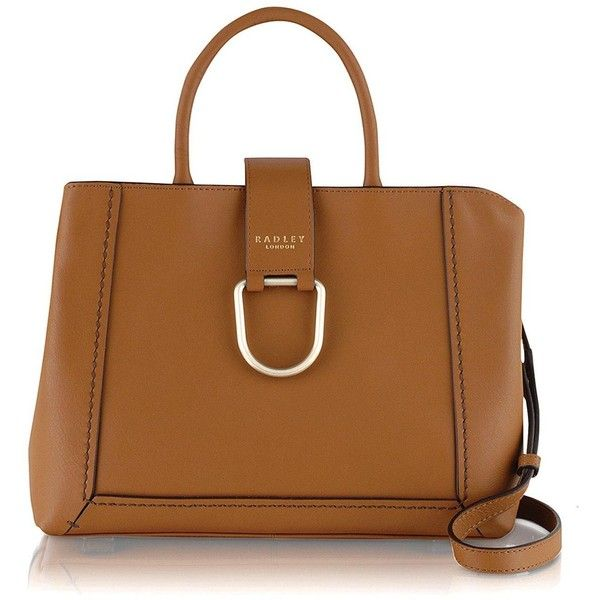 Radley Radley Primrose Hill Medium Multi Compartment Multiway Bag (4,605 MXN) ❤ liked on Polyvore featuring bags, handbags, radley purse, convertible handbag, radley bags, convertible bag and radley