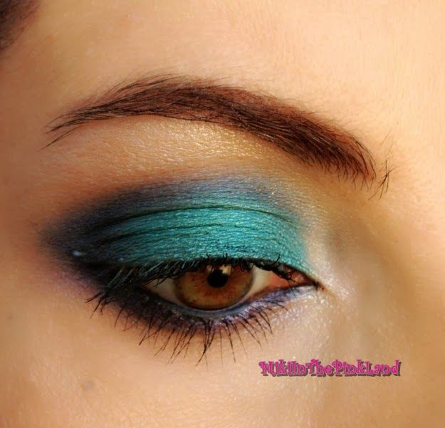 MikiInThePinkLand: Trucco del giorno#74: Deep End, Hornitorella inspired! http://mikiinthepinkland.blogspot.it/2013/06/trucco-del-giorno74-deep-end.html