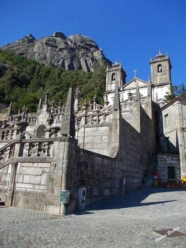 Santuário de Nossa Senhora da Peneda - Portugal