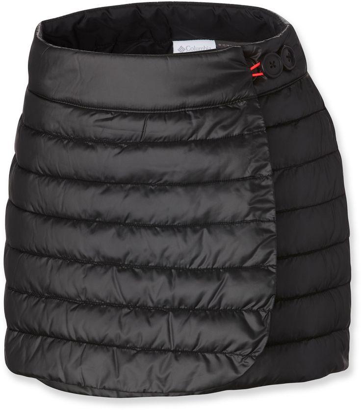 Columbia Female Alpine Glow Insulated Skirt - Girls'