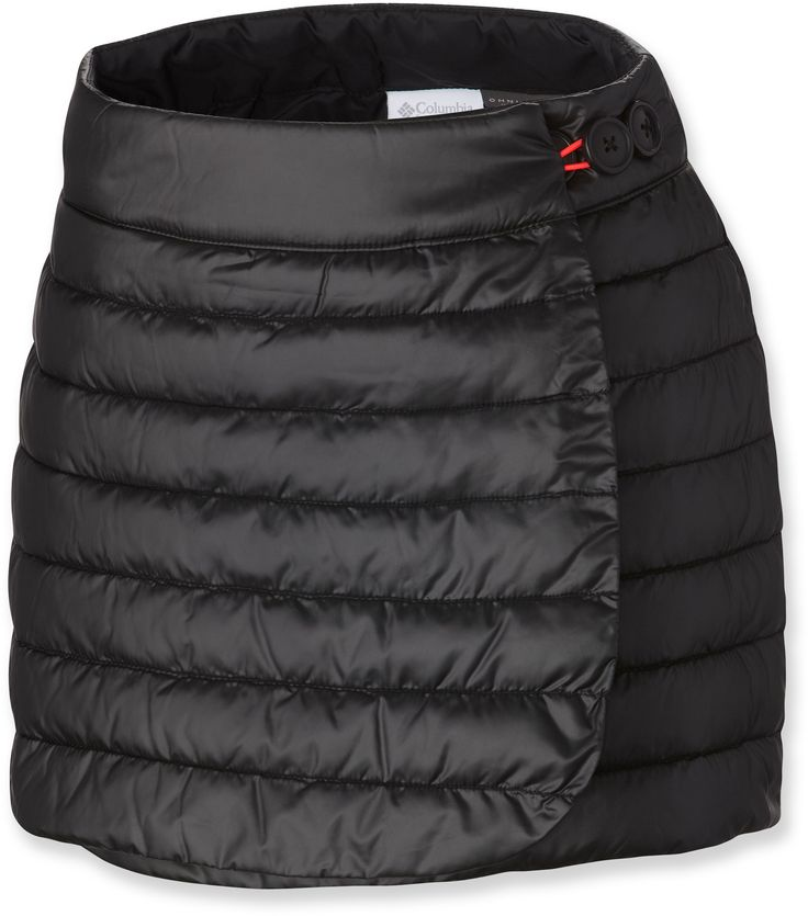 Columbia Female Alpine Glow Insulated Skirt - Girls'