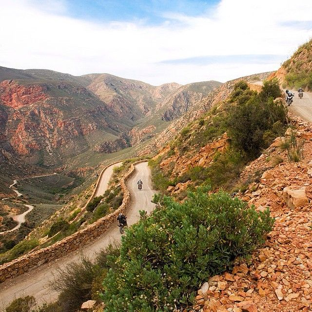 Prince Albert | Take a drive along the Swartberg pass between Prince Albert and Oudtshoorn.