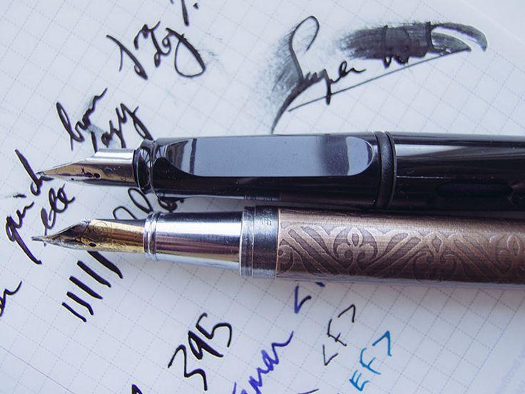 Hero 395 Soft Nib Fountain Pen Review