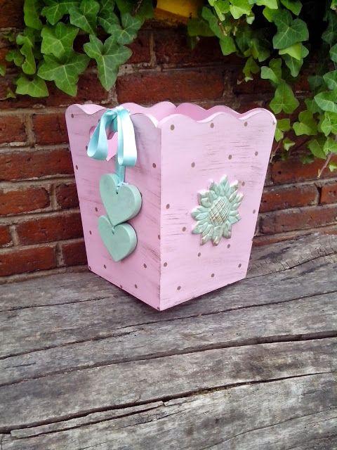 Roky - decoración estilo y regalo : Bote para basura y decorar la habitacion de los ni...