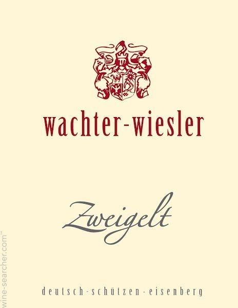 Wachter-WIesler is one of the best producer of Zweigelt Wine from Austria.