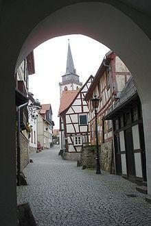 Oberursel (Taunus), Germany