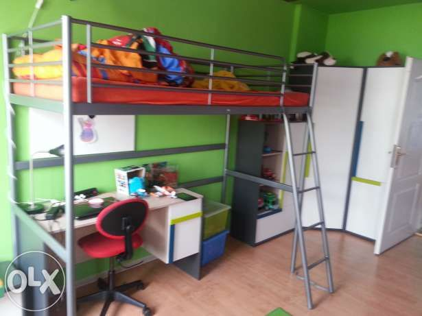 Svarta Bed Ikea Buscar Con Google Olly S Room