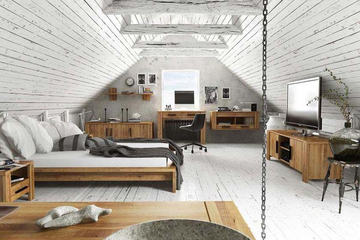 CUBIC - Kolekcja mebli do sypialni z drewna litego · The Beds