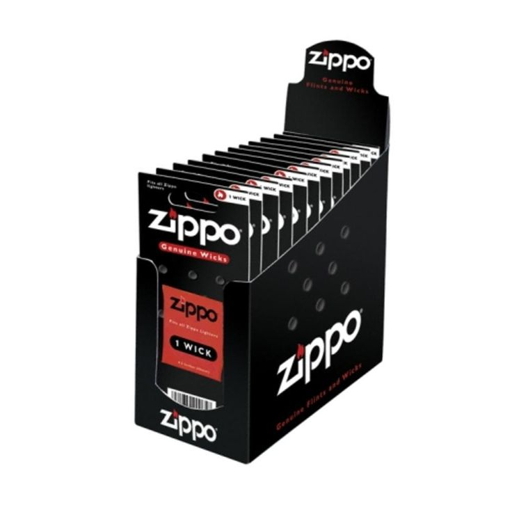Zippo Wicks Carded 24 Included