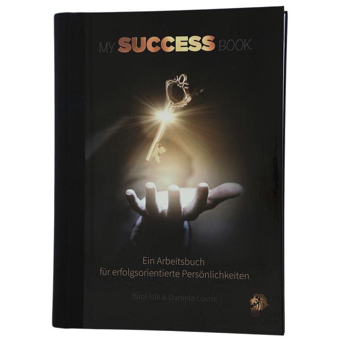 Erfolgstagebuch - Selbstvertrauen aufbauen - Selbstbewusster leben - Charismatischer werden - Mehr Erfolg, Erfüllung und Frieden im