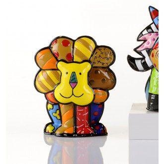 Lion mini figurine by Britto