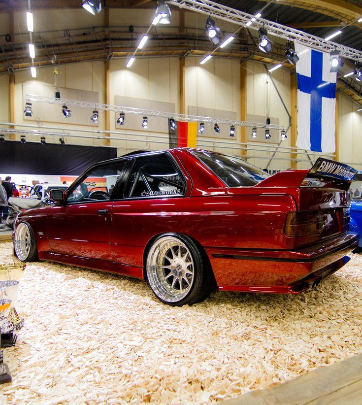 Bmw M3 Motor E30: BMW M3, BMW And E30