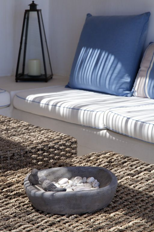Mediterranean Living..Beach Home Style / Inspiring COCOONing ideas byCOCOON.com…