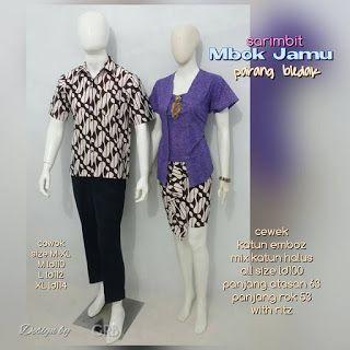 Baju Batik Kerja Wanita, Grosir Batik Solo, Baju Batik Pria: Baju Batik Couple, Sarimbit Batik, Baju Batik Gros...