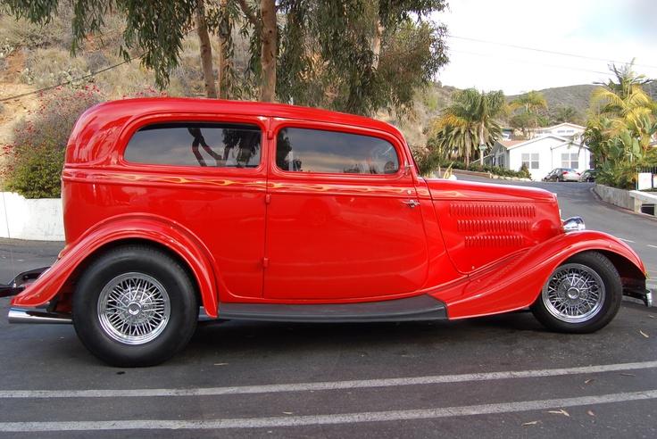 Red Hot, California