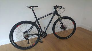 Ireland's Premier Online Bicycle Register: Stolen Bicycle - Cube LTD 29 Blackline