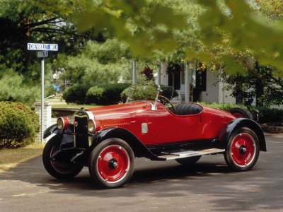 1926 Chevrolet Boat Tail Speedster Automobiles