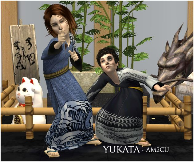 Theams Alternative: 17 Best Images About Asian Sims 2: Japanese Clothing On