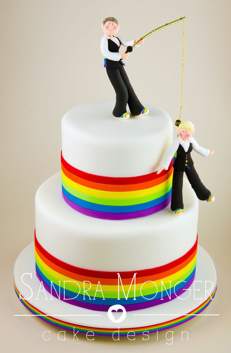 gay wedding cake ideas 19 best modern and contemporary cake designs images on 4455