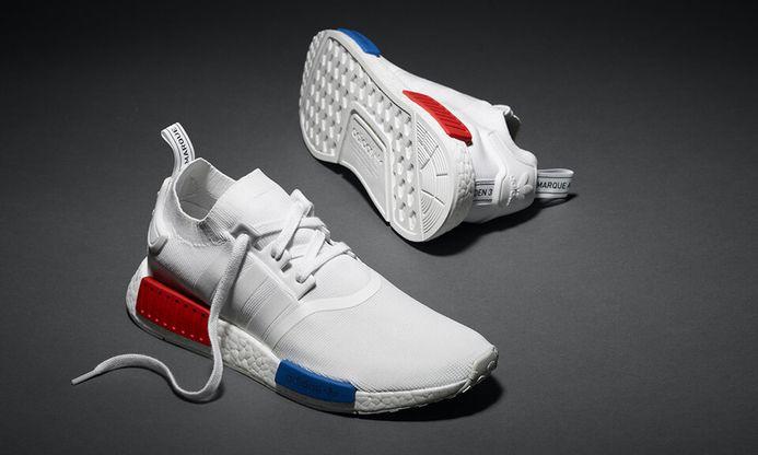 Adidas nmd primeknit, Adidas nmd runner