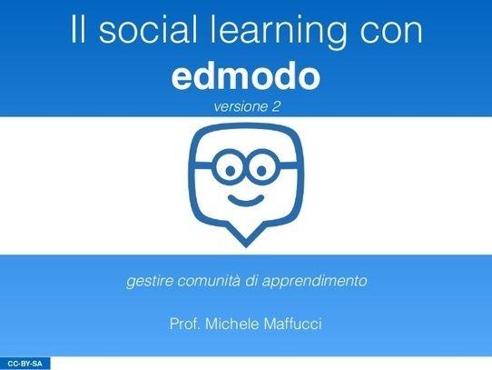 Michele+Maffucci:+Il+social+learning+con+edmodo+-+versione+2+-+guida+all'uso