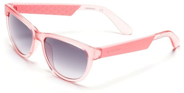 Sponsored: Shield those rays in style with these coral Carrera sunglasses.                                                          Repin with #RevlonYearinColor for your chance to be 1 of 25 to win a pair of Carrera sunglasses and Revlon products. Copy and paste your Pinterest link into the comments section on the Pin to Win pin.