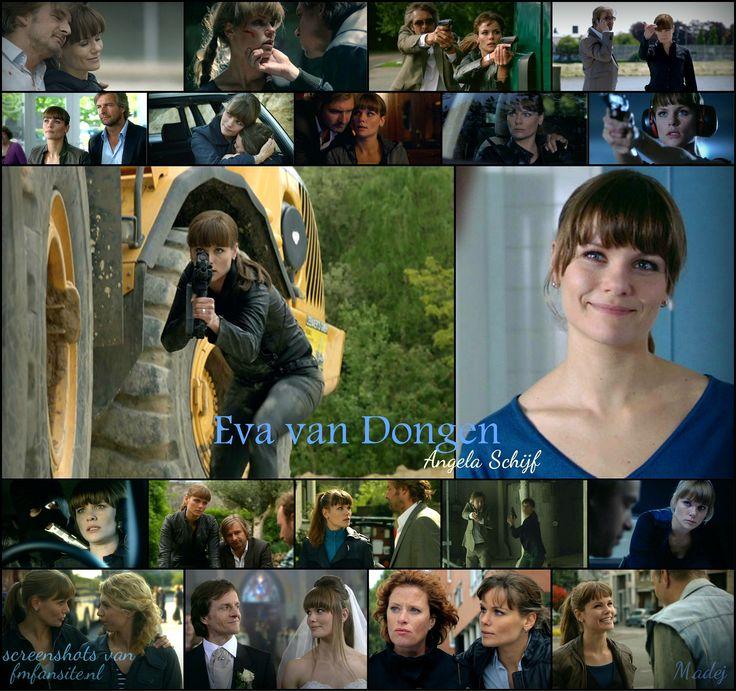 angela schijf als Eva van dongen screenshots van http://www.fmfansite.nl/