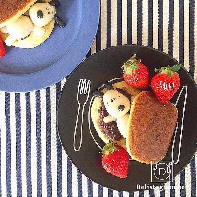 ouchigohan.jp 2017/03/04 23:01:35 delicious photo by @sachi.ina 休日いかがお過ごしですか?🌸可愛すぎる#デコ白玉 をご紹介😝💕 #スヌーピー の白玉を挟んだどら焼き、#スヌどら焼き というそうです🙌🏼❤️@sachi.ina さんのスイーツはいつもかわいいんですっ☺️皆さんもぜひチェックしてみてください💪🏼 -------------------------- ◆インスタグラムの食トレンドを発信する、食卓アレンジメディア「おうちごは ん」も更新中 プロフィール欄のリンクから見れますよ https://ouchi-gohan.jp/ -------------------------- ◆このアカウントではインスタグラマーさんの素敵なPicをご紹介しています。 ハッシュタグ #LIN_stagrammer #delistagrammer #デリスタグラマー を付けて 投稿してみてくださいね! ※これらいずれかのハッシュタグがついた投稿を、おうちごはんFacebookページ…