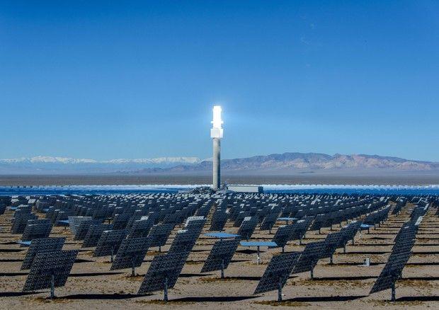 In Egitto primo solare-desalinizzatore