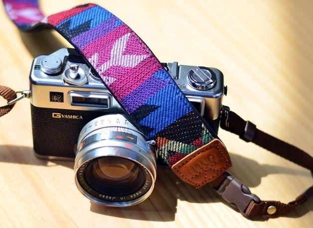 earthy colours Camera Straps – Camera Strap – a unique product by KlickKlickZoom via en.dawanda.com