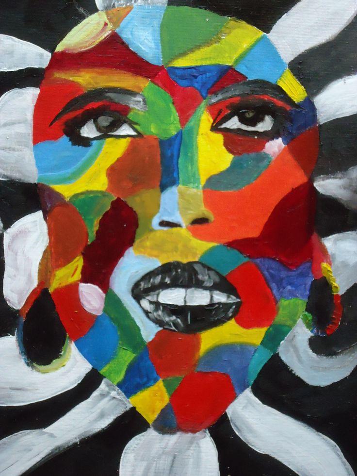 Arte - cores