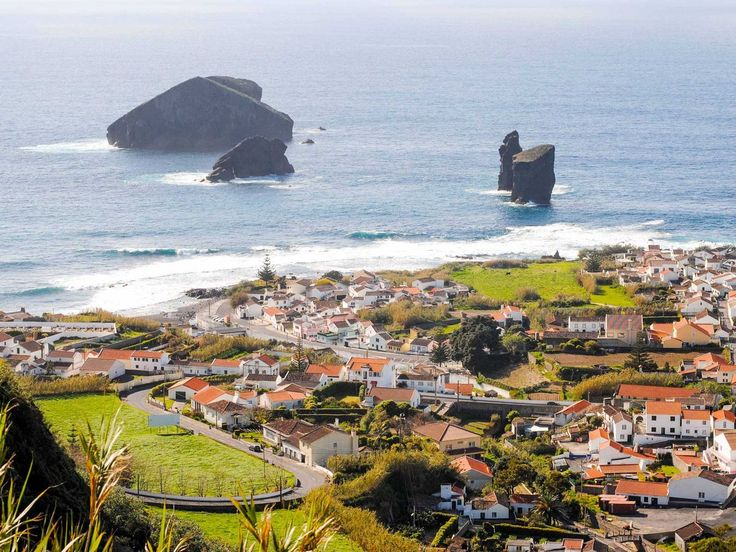Home of my ancestors....Shop at the Incredible Portuguese Market on This Tiny Island | SAVEUR
