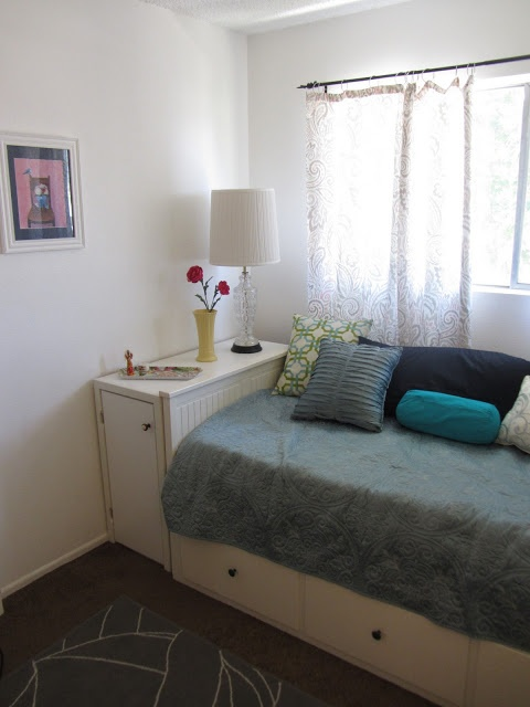 guest bedroom decor light and teal for the home pinterest