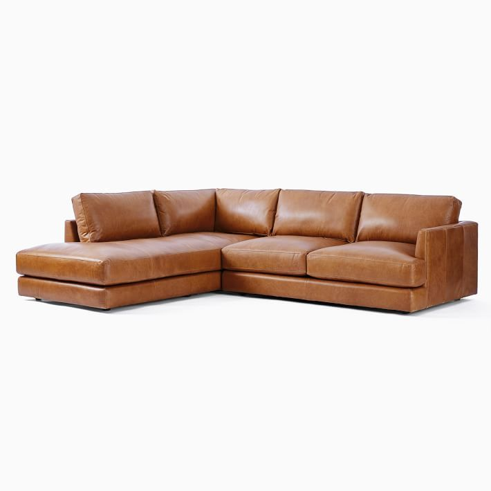Brown Leather Sectional Sofa With Chaise Design Banana Sectional Sofa With Chaise Sectional Sofa With Recliner Leather Living Room Furniture