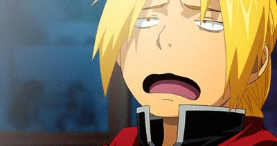 Sneezing Edward...why is this so cute? <<< Sneezing Edward Elric is cuter than eight fluffy kittens and a bunny, and don't let Al tell you any different.