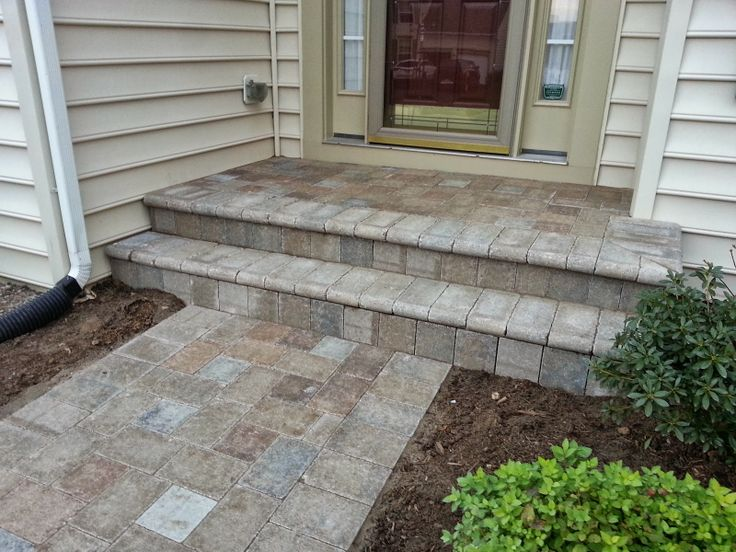 Front Yard Landscaping Chelmsford Ma: 17 Best Images About Front Steps On Pinterest