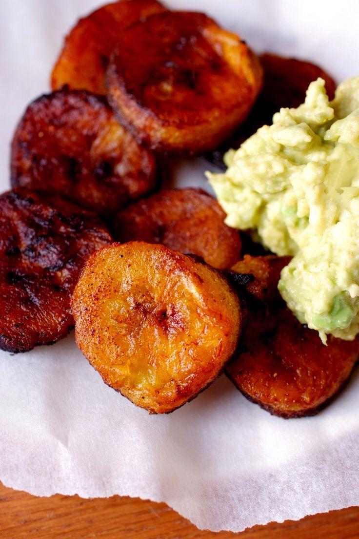 Les 25 meilleures id es de la cat gorie plantain frit sur - Cuisiner banane plantain ...