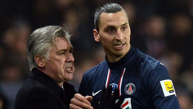 'He Loved It!' - Paul Clement Reveals Time Carlo Ancelotti Booted Box at Zlatan Ibrahimovic  To read the full article, visit: