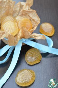 Сахарные конфеты (леденцы) - кулинарный рецепт