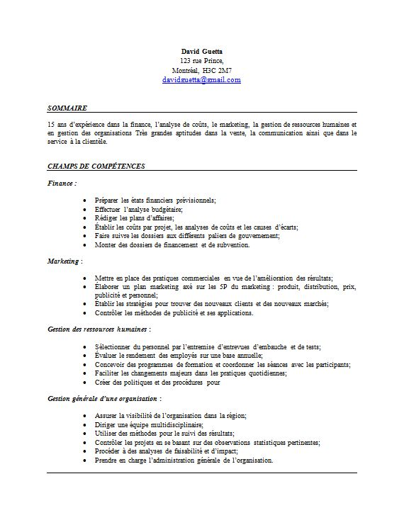 25  best exemple de cv ideas on pinterest