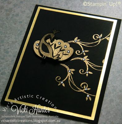 Vic's Artistic Creations-Vicki Hunter-Independent Stampin' Up Demonstrator: Kylie's International Blog Highlights - What's Your Favourite SAB/Occasions Catalogue item?
