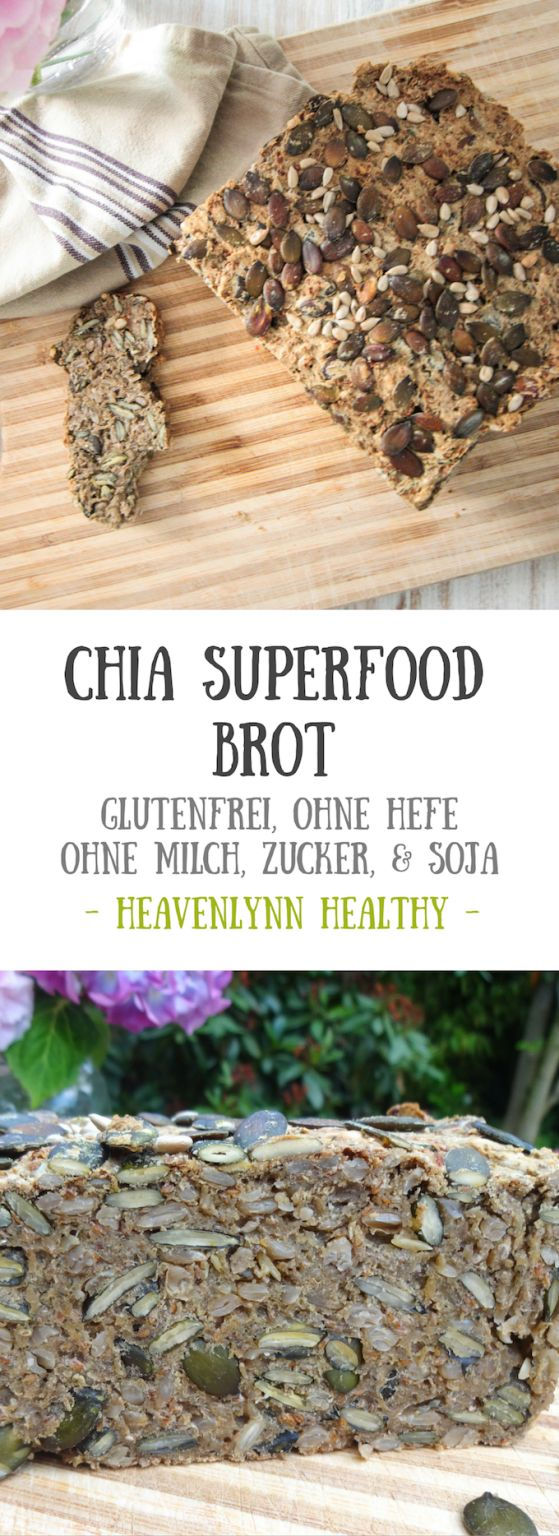 Chia Superfood Brot – Klaus Dresbach