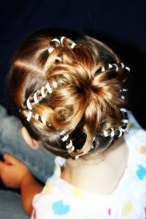 Fantastic little girl hairstyles