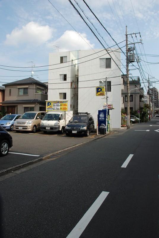 Go Hasegawa, House in Gotanda, 2006, img2